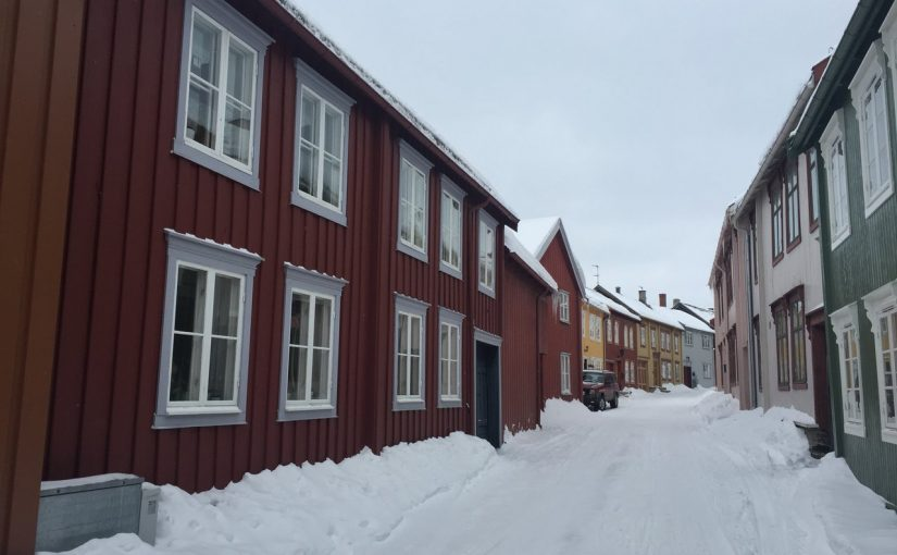 Hus på Flanderborg, Røros