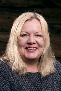 Marianne Magnussen. Norsk Kulturminnefond