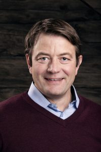 Simen Bjørgen. Norsk Kulturminnefond. Foto: Tom Gustavsen, 2016