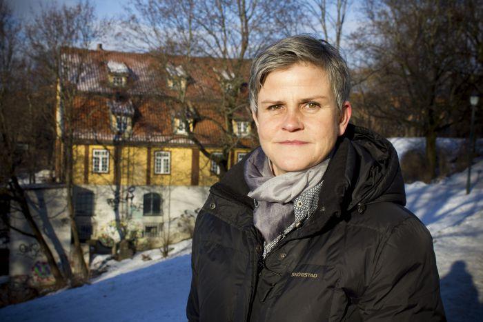 Sophie Gjesdahl Noach. Foto: Rolf Magnus W. Sæther, Newswire