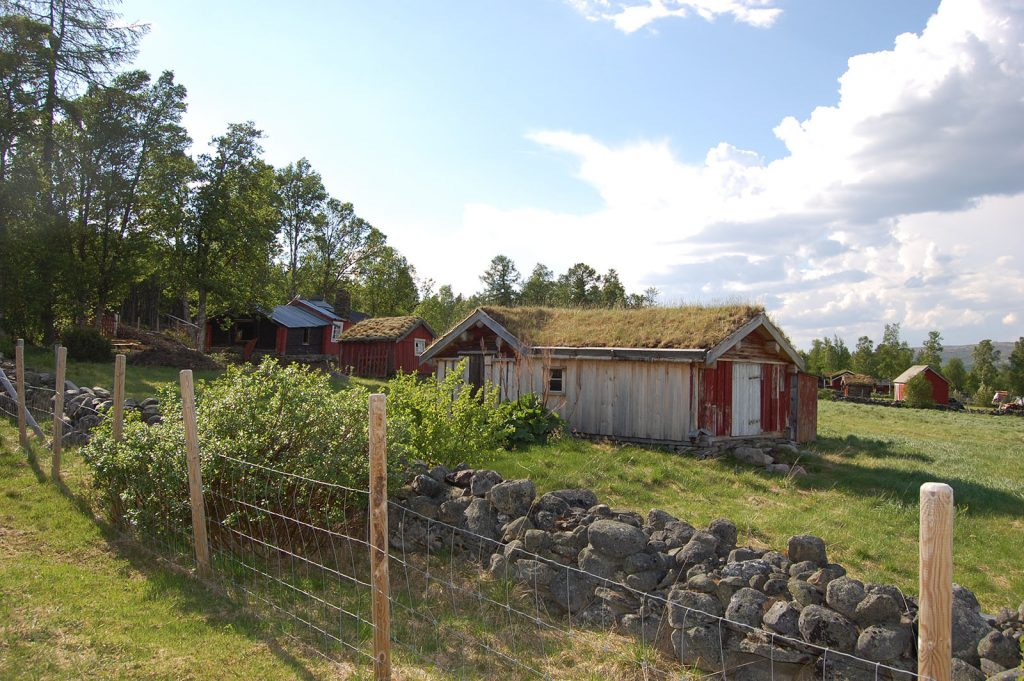 Rasmusvollen, Røros. Foto: Kulturminnefondet