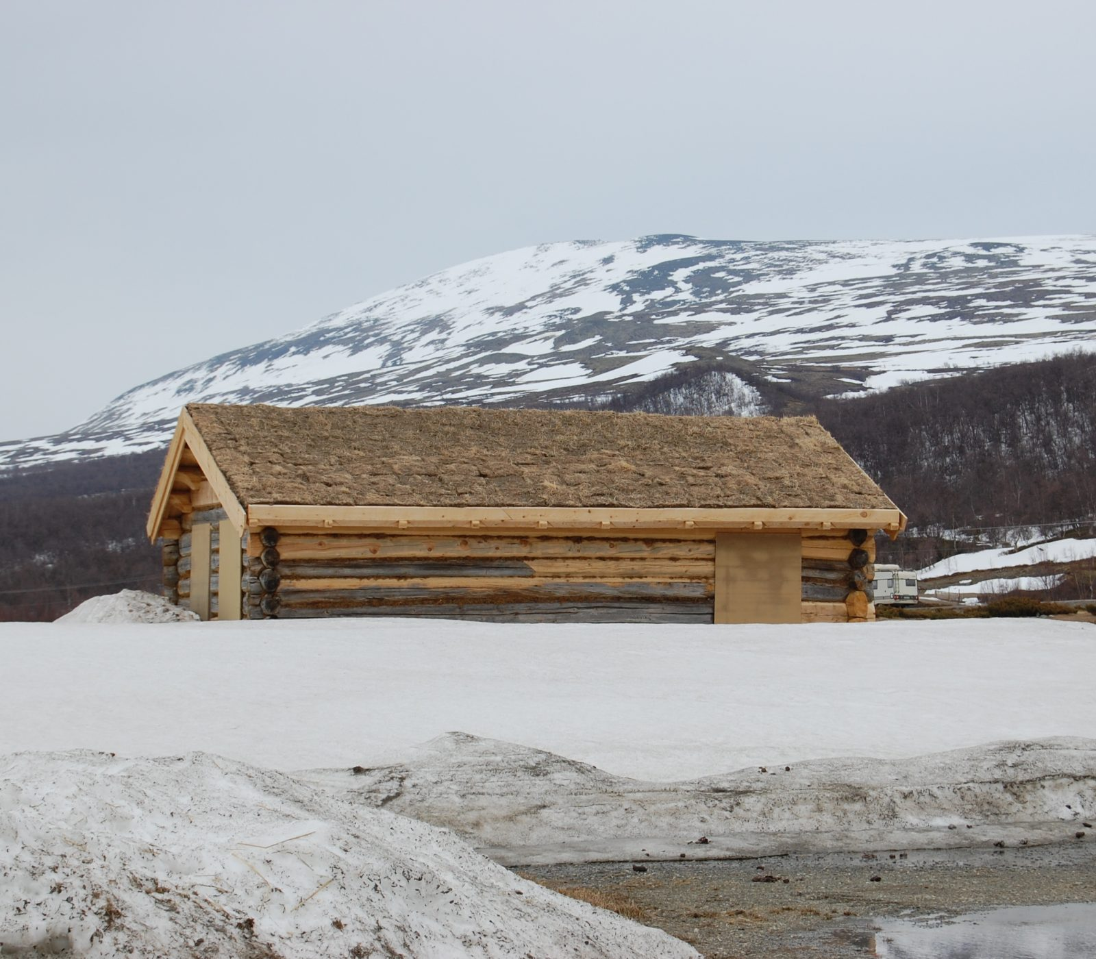 Karstugu på Dovrefjell. Foto: Einar Engen/Kulturminnefondet