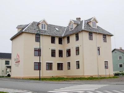 Grand hotel i Vardø. Foto: Einar Engen/Kulturminnefondet