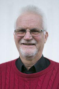 Jon Birger Østby er nestleder i Kulturminnefondets styre. (Foto: Ingrid Blessom)