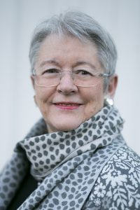 Elisabeth Sjo Jespersen er styremedlem i Kulturminnefondets styre. (Foto: Ingrid Blessom)