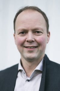 Kjetil Reinskou er styremedlem i Kulturminnefondets styre. (Foto: Ingrid Blessom)