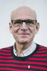 Per Kyrre Reimert er styremedlem i Kulturminnefondets styre. (Foto: Ingrid Blessom)