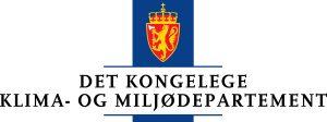 Logo Klima- og miljødepartementet