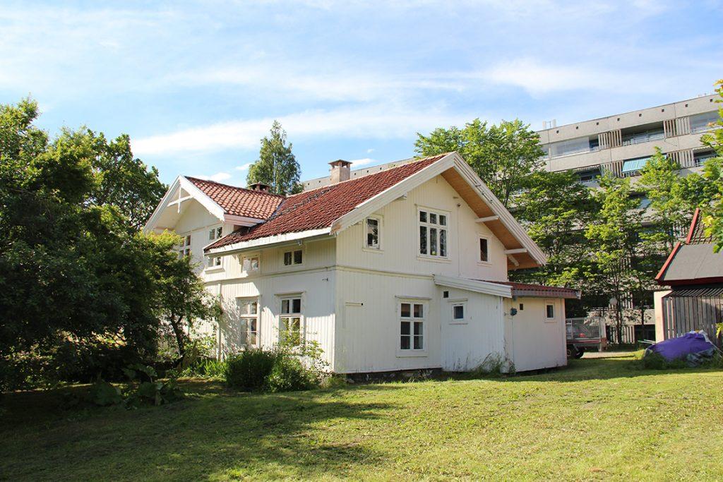 Hovedhuset på Stig gård. Foto: Gunnhild Ryen/Kulturminnefondet