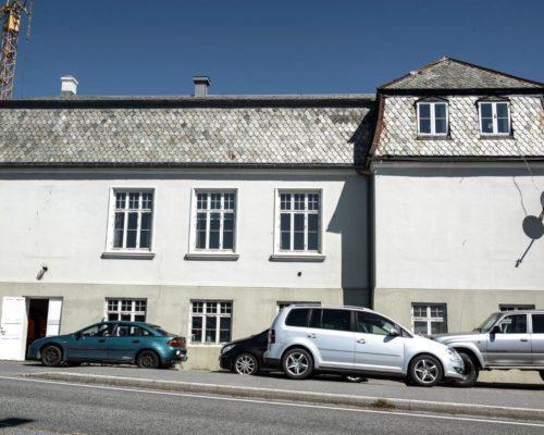 Folkets Hus, Eydehavn. (Fotograf: Sissel M. Rasmussen, LO-Aktuelt)