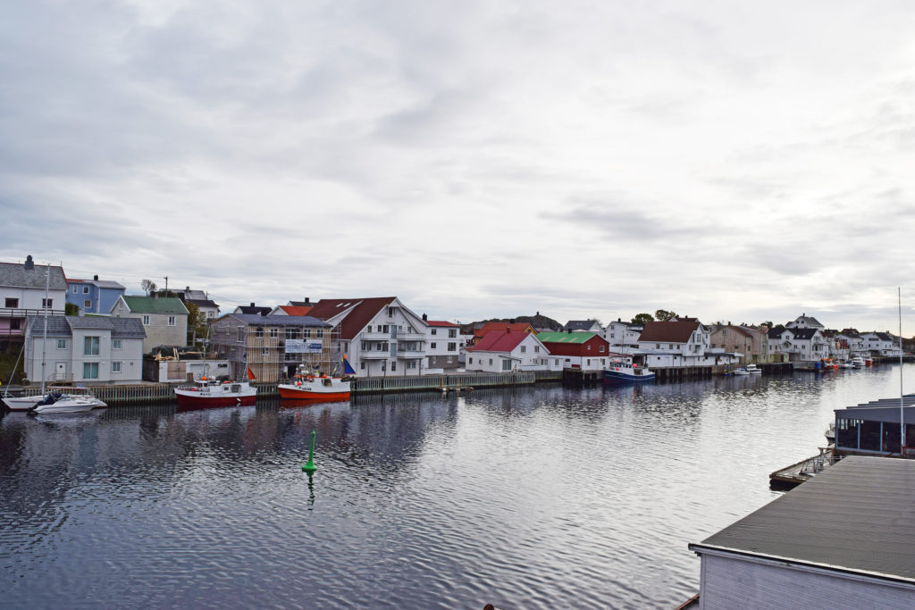 Henningsvær. (Foto: Einar Engen/Kulturminnefondet)