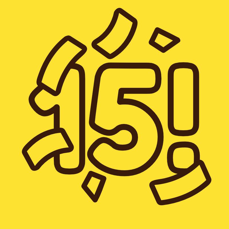 Kulturminnefondets 15-års jubileum