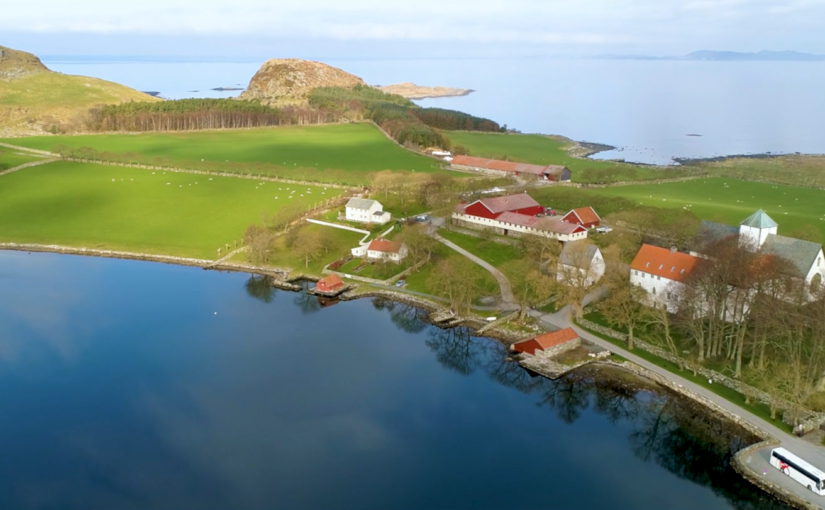Sjøhuset på Utstein gård