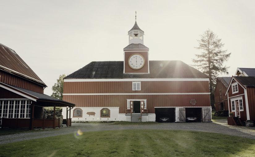 Karlslyst gård. Foto: Tom Gustavsen