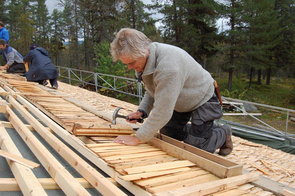 Godt verktøy og materialer som er varige og stabile gir resultater. (Foto: Henning Olstad)