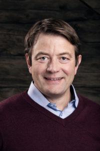 Direktør i Kulturminnefondet, Simen Bjørgen