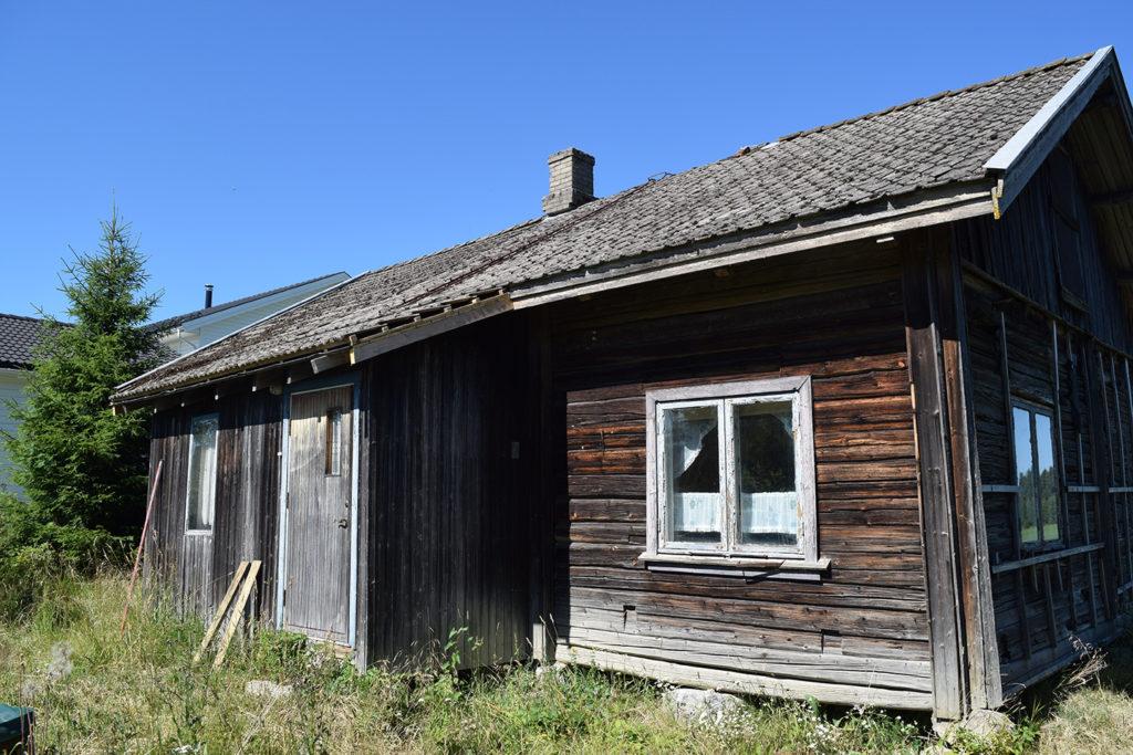 Fagseminaret 14. september starter på Lunderflaen, hos Roar Andre Asak Brenne. (Foto: Einar Engen/Kulturminnefondet)
