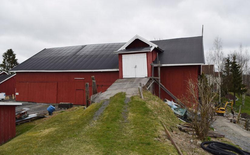 Myhrer gård. (Foto: Einar Engen/Kulturminnefondet)