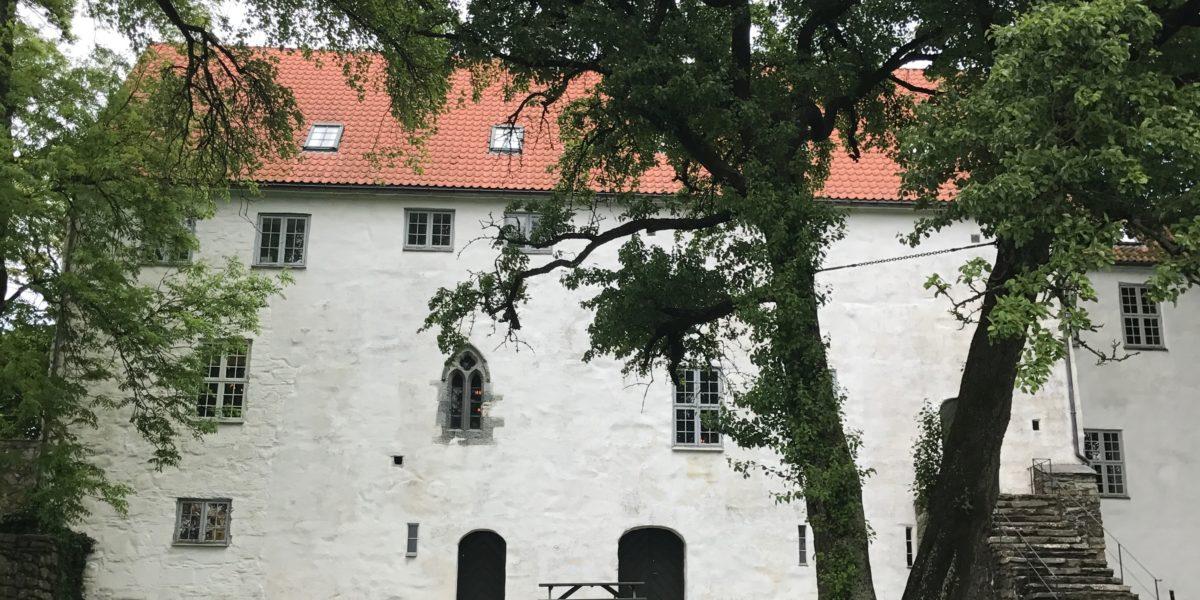 Utstein kloster. (Foto: Linda Herud/kulturminnefondet)