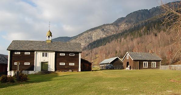 Solbrå gård. (Foto: Einar Engen/Kulturminnefondet).