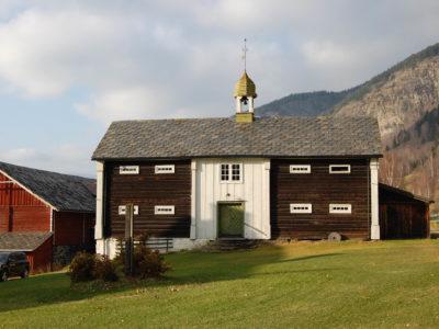 Solbrå gård. (Foto: Einar Engen/Kulturminnefondet)