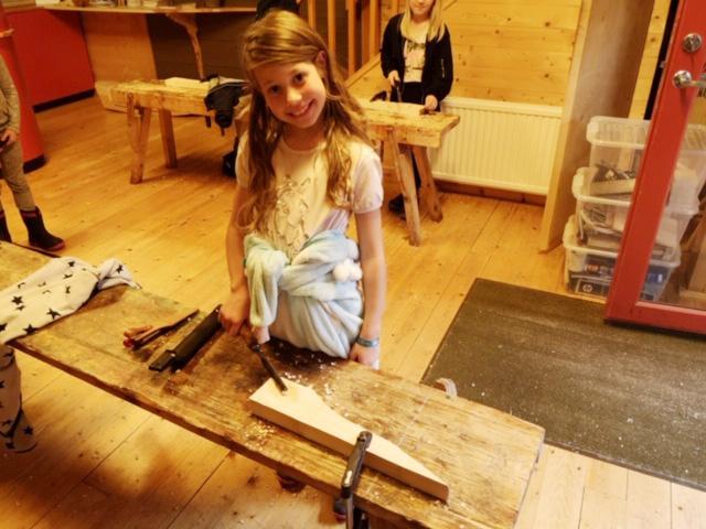 Opplegget er svært populært hos de heldige barna som får delta.