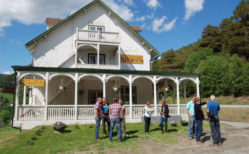Heidal Gjestgiveri i Sel i Oppland er blant prosjektene som har fått støtte i 2019. (Foto: Simen Bjørgen/Kulturminnefondet)