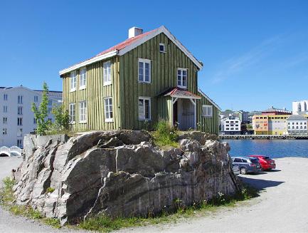 Boligen i Kristiansund. Foto: Line Bårdseng, Riksantikvaren