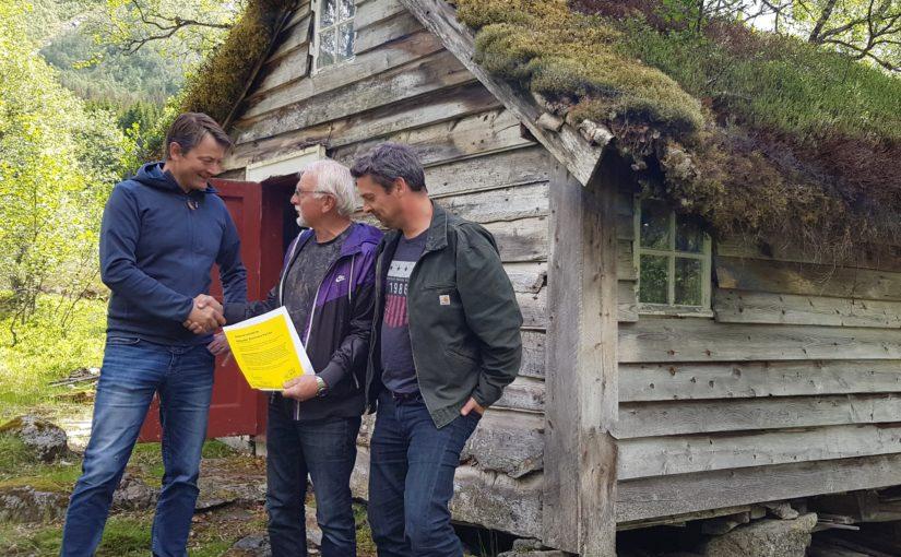 Den tidligere ukjente hytta til Nikolai Astrup reddes og åpnes for allmennheten