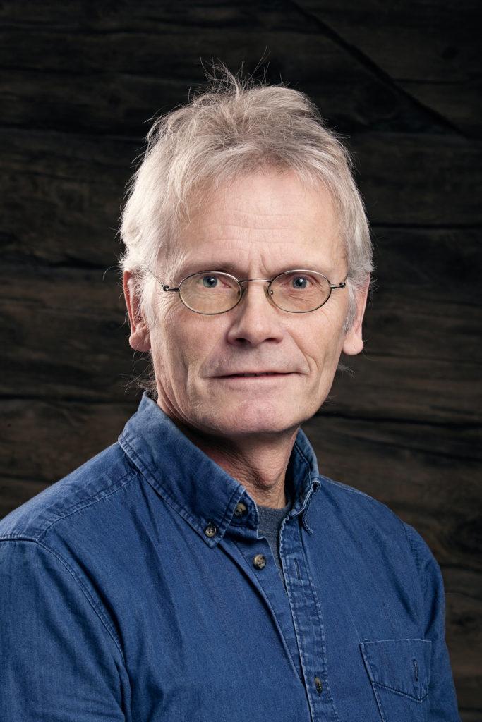 Kontorsjef Einar Engen
