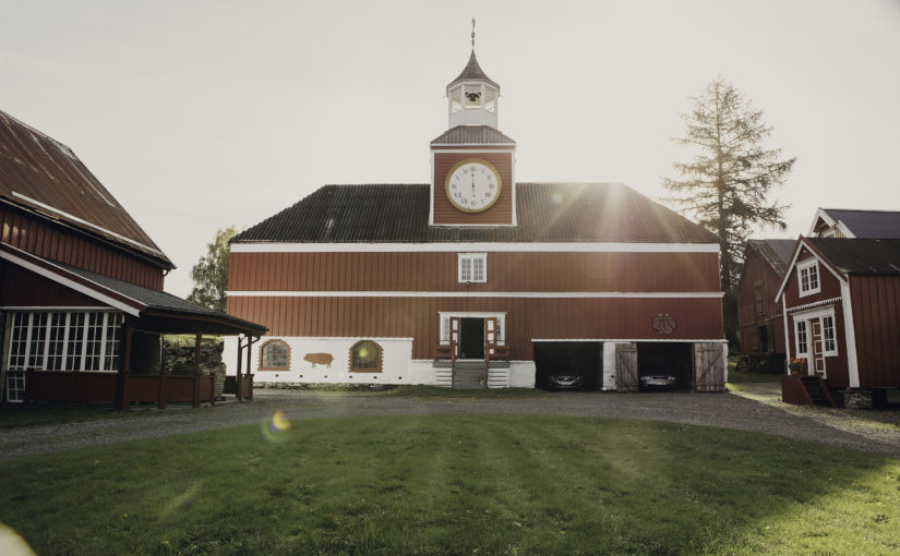 Historien til gården er også historien til lokalsamfunnet. - Tore Hammer Foto: Tom Gustavsen