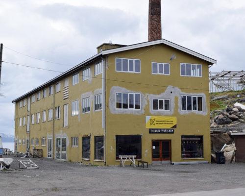 Det unike stedet huser nå et mangfold av kulturelle arrangement.  Foto: Einar Engen/Kulturminnefondet