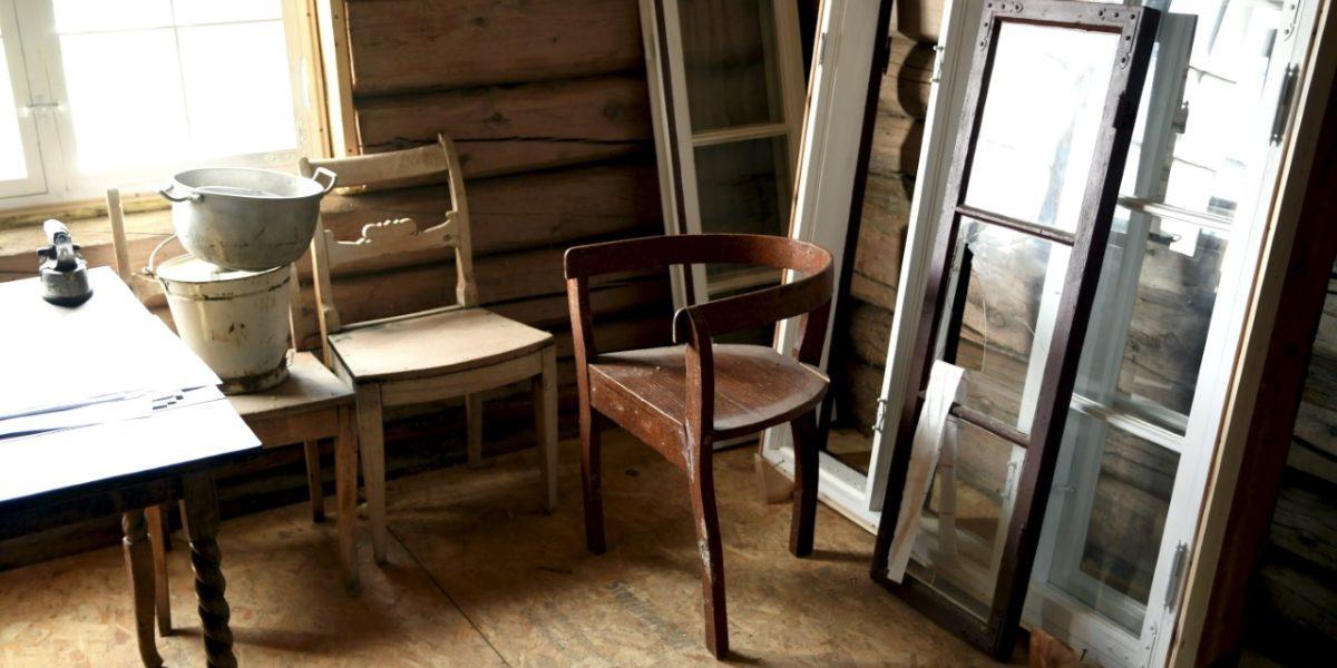 Detaljer fra Valseter. Foto: Kristin Veskje