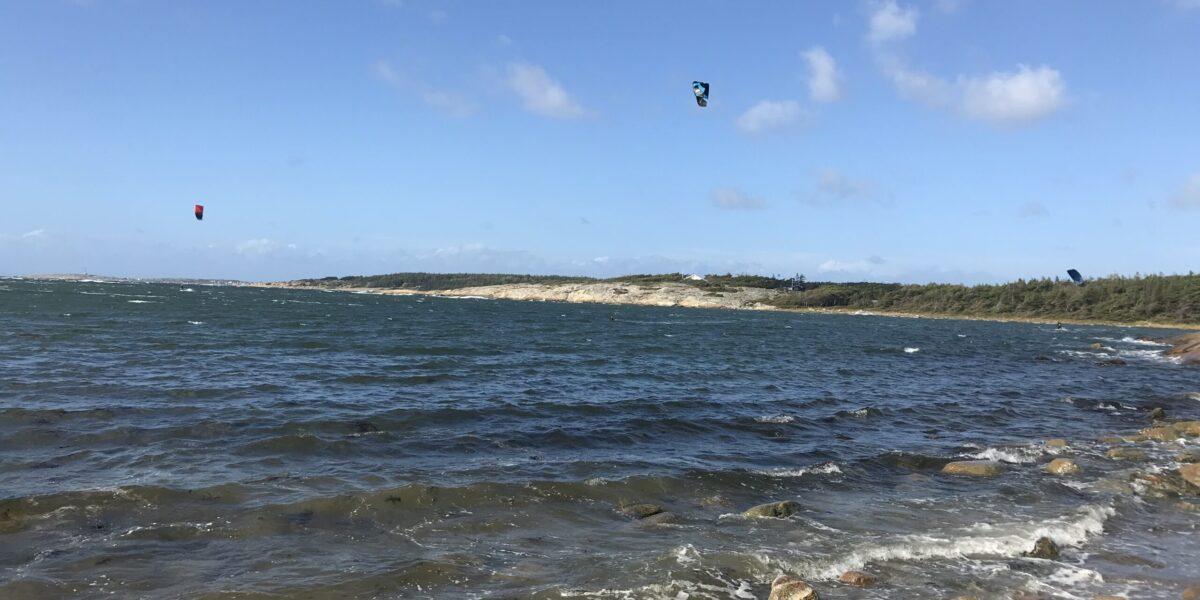 Hvaler skjærgård: Idylliske omgivelser en kort sykkeltur unna kystledhytta.