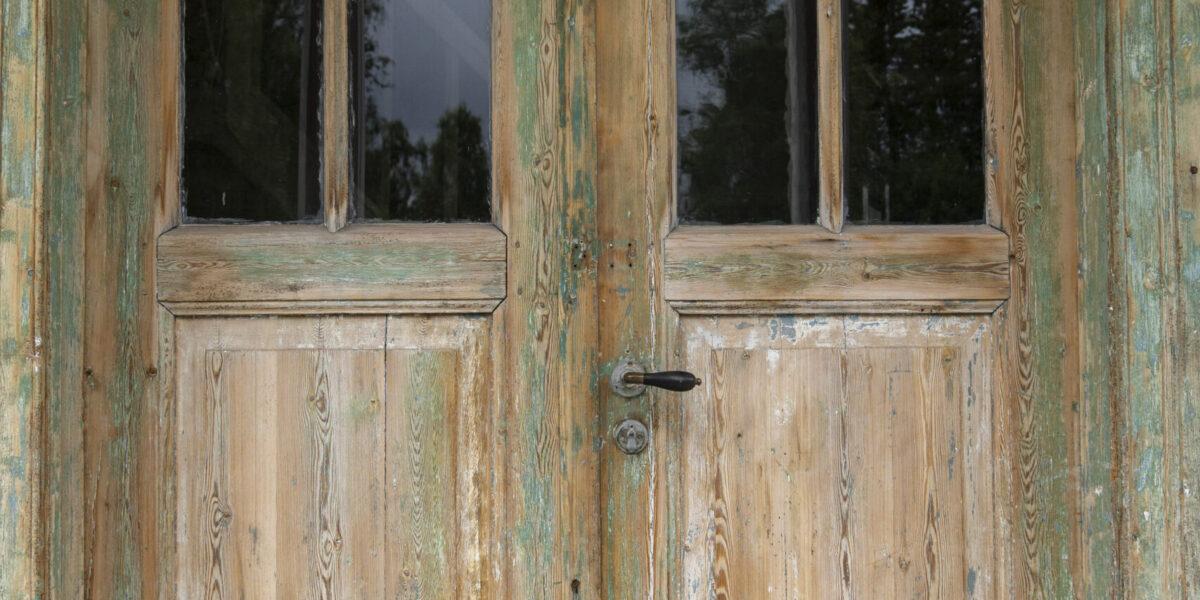 Detaljer fra Villa Wessel. Foto: Monica Hägglund Langen